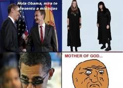 Enlace a La sorpresa de Obama