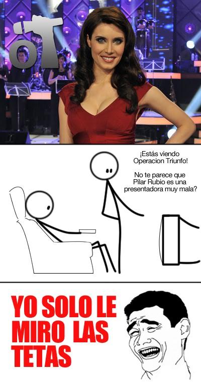 Yao - Pilar Rubio