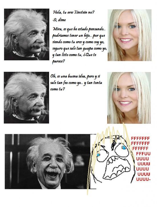 Ffffuuuuuuuuuu - Einstein WIN