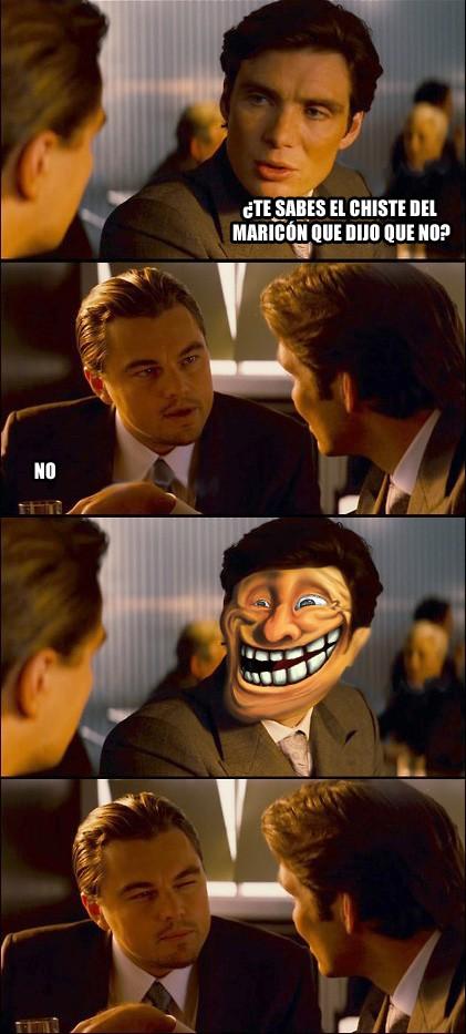 Trollface - Chiste Troll