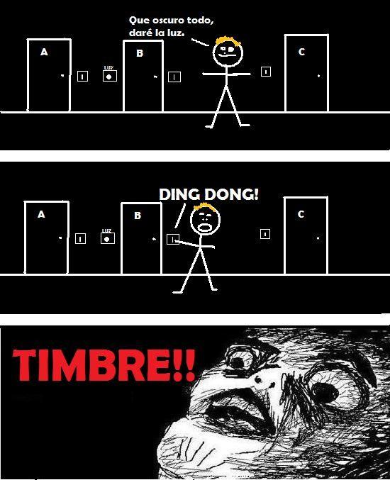 Inglip - ¡¡Timbre!!