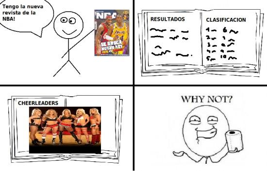 Why_not - Revista de la NBA
