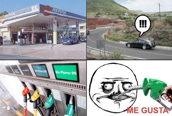 Me_gusta - Gasolina arfff