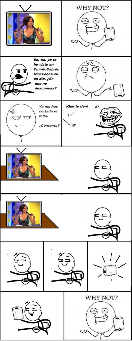 cereal guy,why not