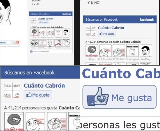 Otros - Me gusta Facebook
