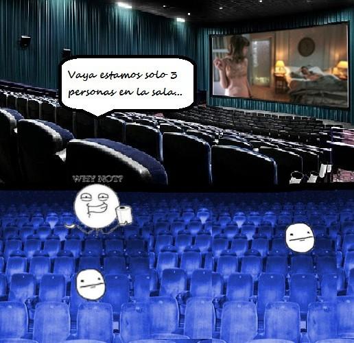 Why_not - En el cine