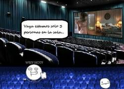 Enlace a En el cine