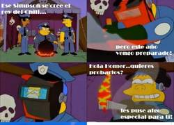 Enlace a Homer, puke fire!
