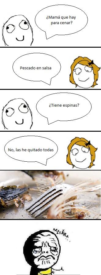 Mentira - Sin Espinas