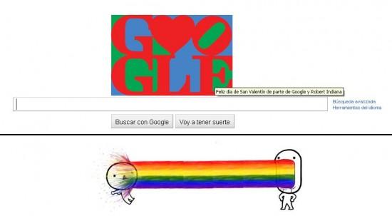Puke_rainbows - Google se pone cursi