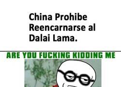 Enlace a Dalai Lama