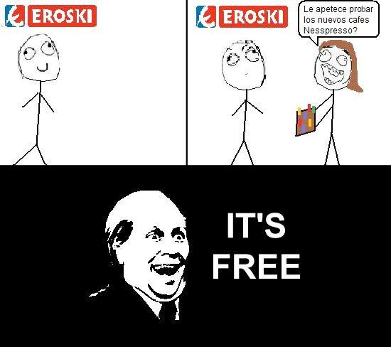 Its_free - It's free