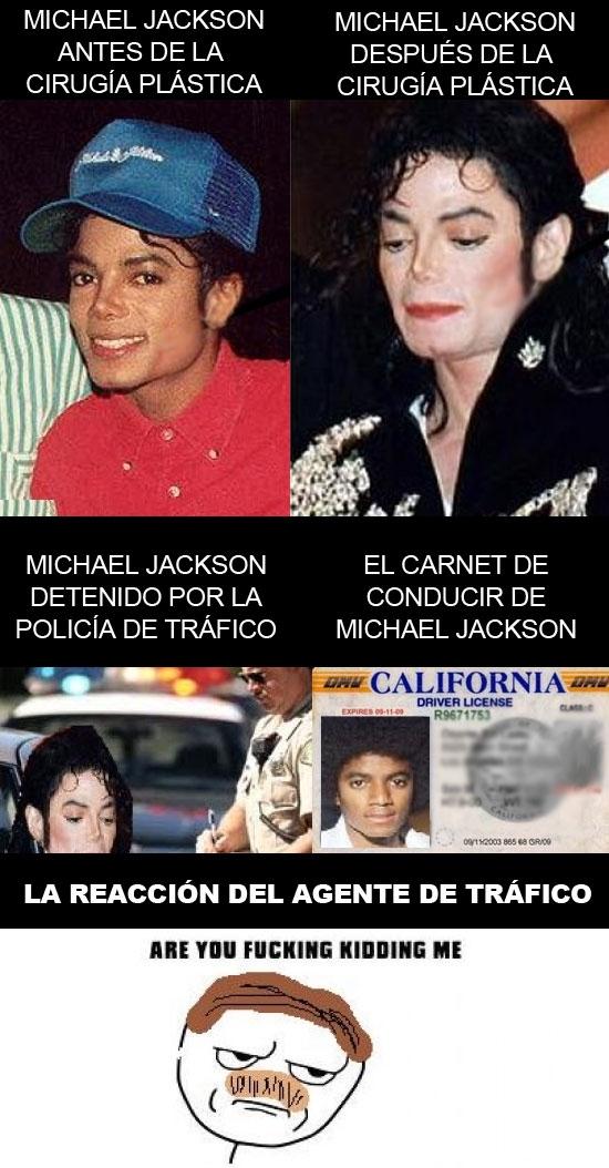 agente,carnet de conducir,leyenda,licencia,michael jackson,permiso,policia