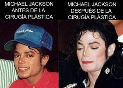 Enlace a Are you fucking kidding me, Michael Jackson?
