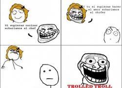 Enlace a Trolled Troll
