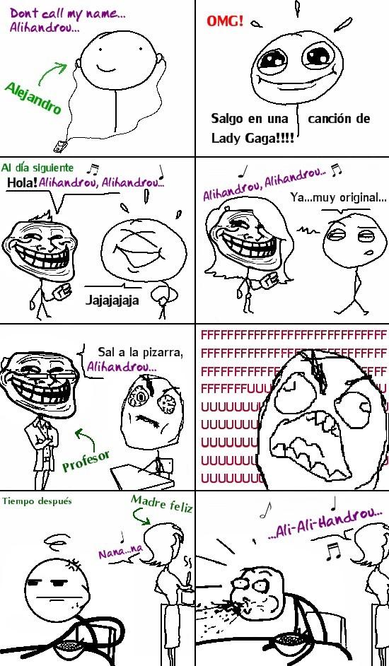 Ffffuuuuuuuuuu - Alejandro