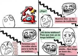 Enlace a The trolled troll