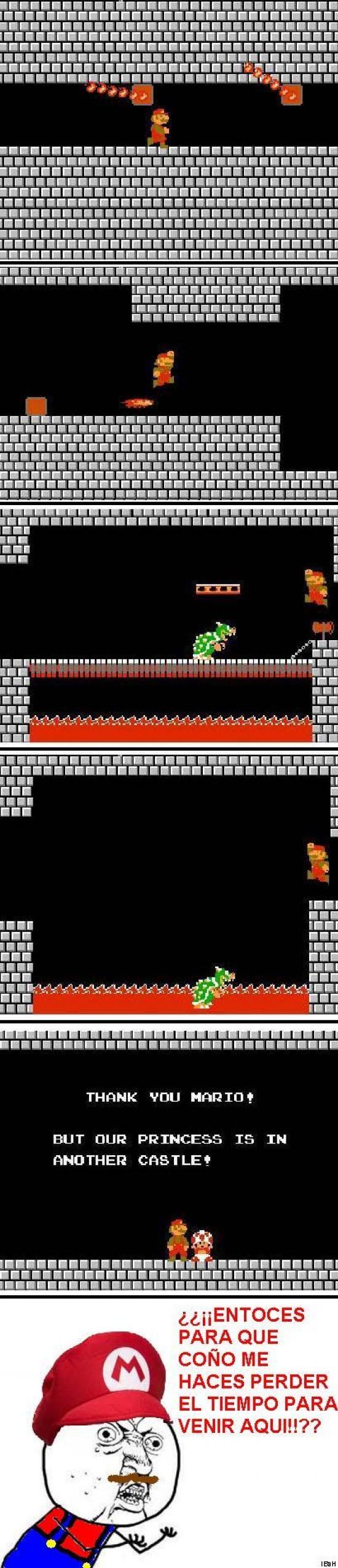 Y_u_no - Mario in the castle