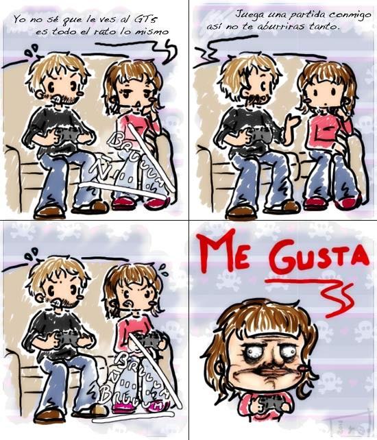 Me_gusta - Chicas y videojuegos