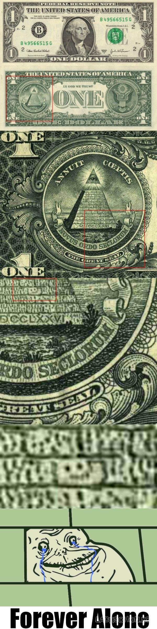 Forever_alone - Dollar Alone