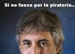 Enlace a Dalma y la  piratería