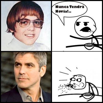 cereal guy,clooney