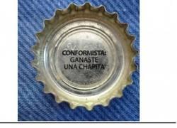 Enlace a Chapa de cerveza