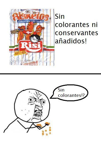 Y_u_no - Los risketos...