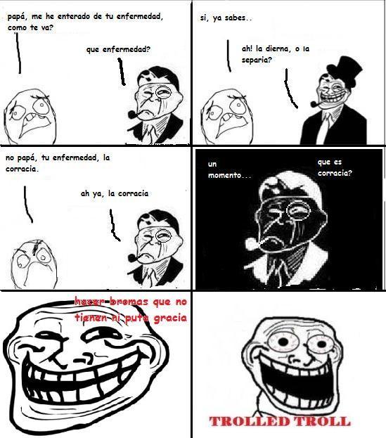 Trolldad - Trolled trolldad