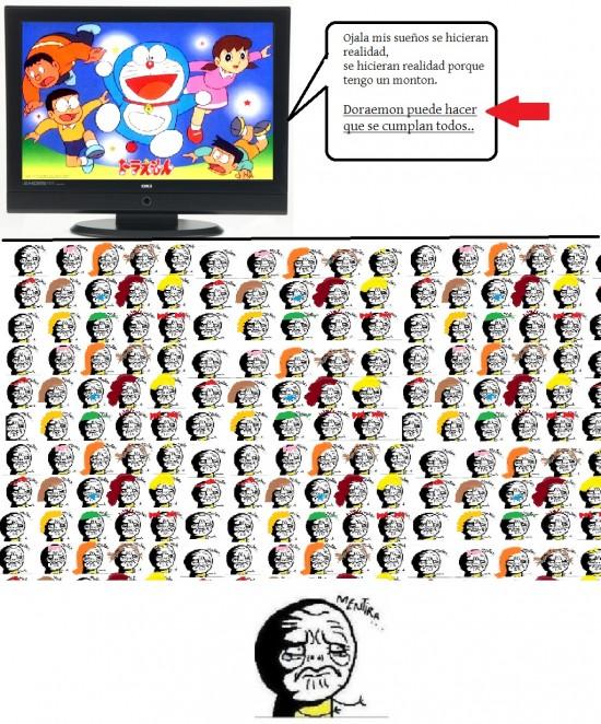 Mentira - Doraemon, el rompesueños
