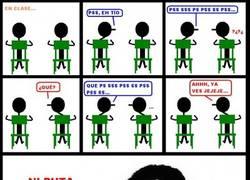 Enlace a Conversaciones en clase