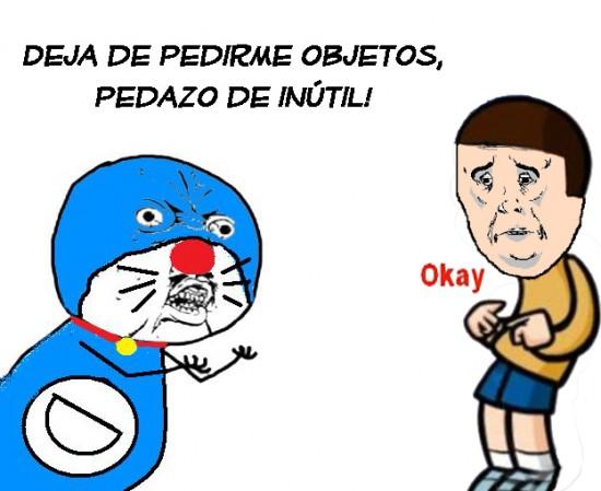 Y_u_no - Doraemon