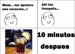 Enlace a Cocacola