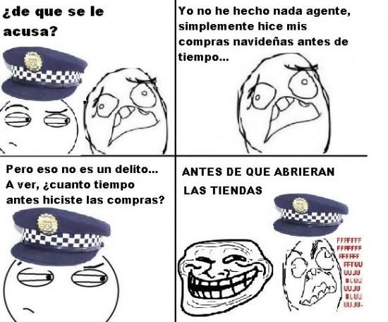 Ladrón,Policia