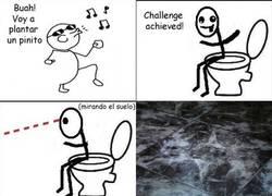 Enlace a Mi señor en el baño