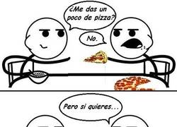 Enlace a Bordes de pizza