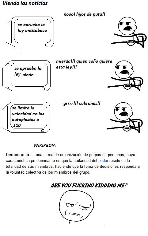 Kidding_me - Democracia