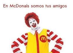 Enlace a Vamos al McDonalds