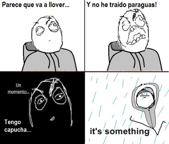 Its_something - Va a llover
