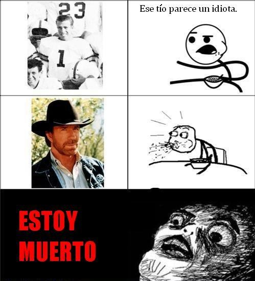 Inglip - Cereal Guy en aprietos.