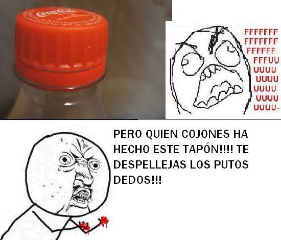 Y_u_no - Tapón de Cocacola