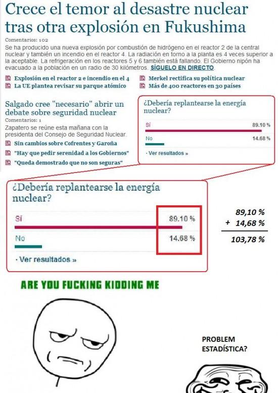 Kidding_me - Las estadísticas de Publico