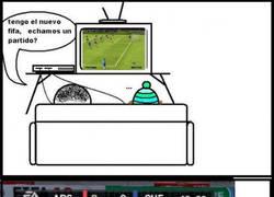 Enlace a Partida al FIFA