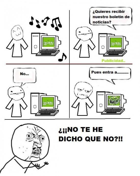 Y_u_no - Publicidad troll