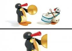 Enlace a Epic Pingu LOL
