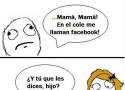 Enlace a Niño facebook