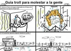 Enlace a Guía Troll para molestar a la gente
