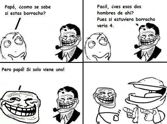 Trolldad - Trolldad borracho