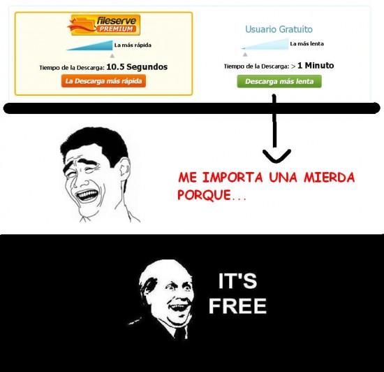 Its_free - Fileserve it's free