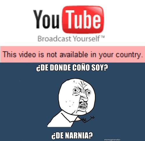 Narnia,Youtube